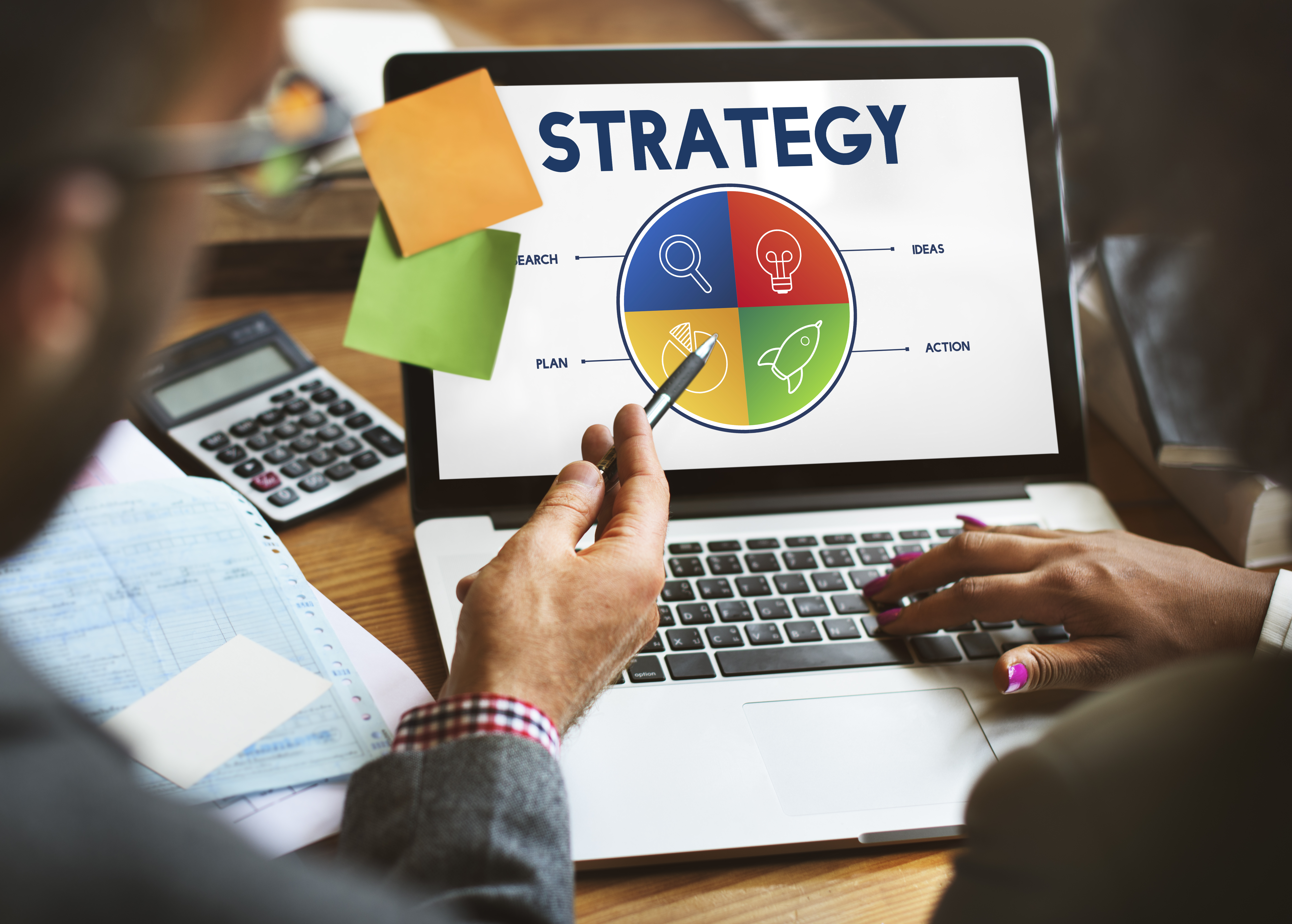 Business strategy and advisory